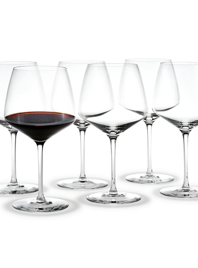 Holmegaard Perfection Sommelier Glass 90cl 6pcs