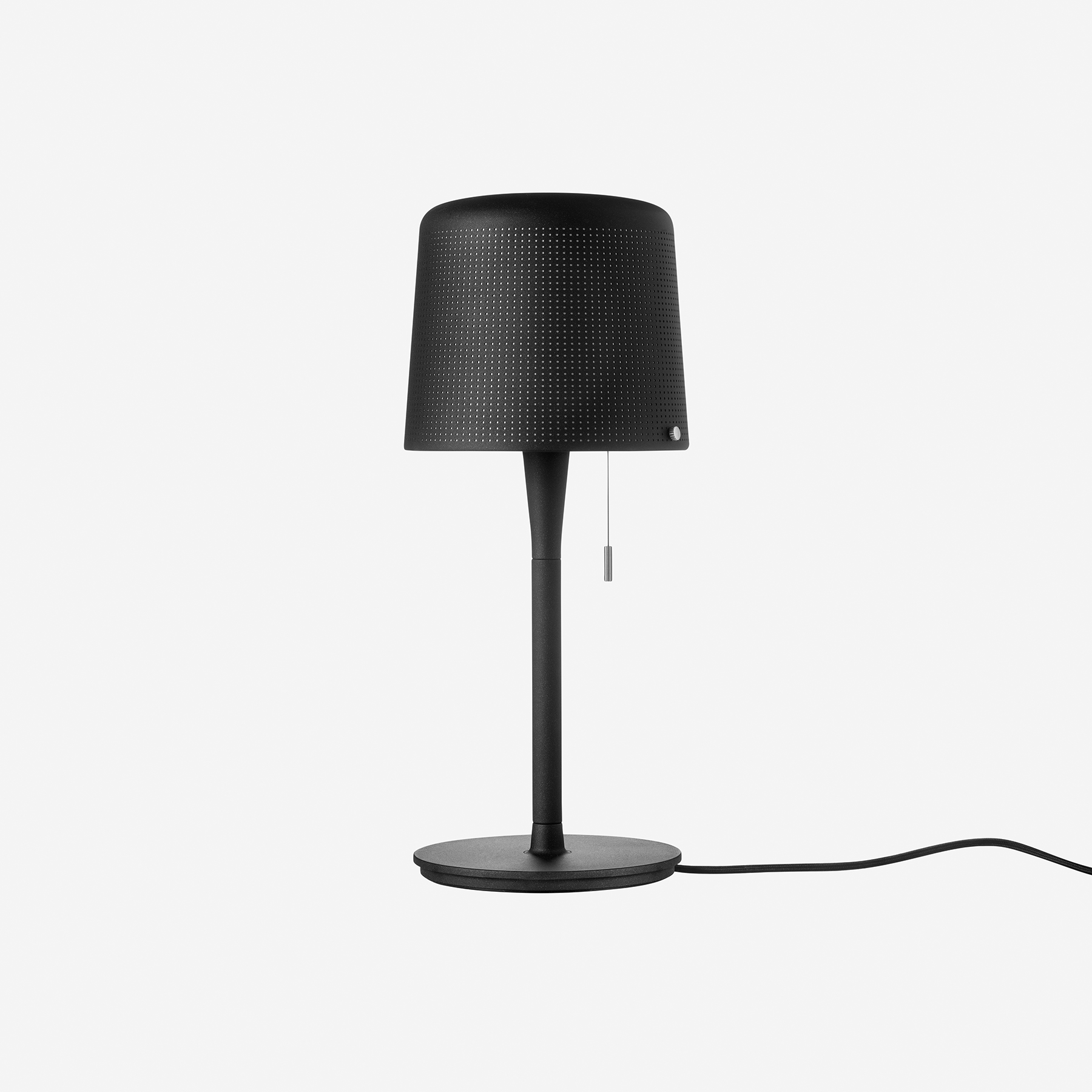 Vipp 530 Table Light Black