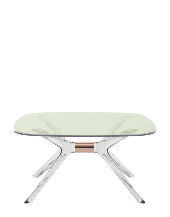 Kartell Blast Square Coffee Table Philippe Starck