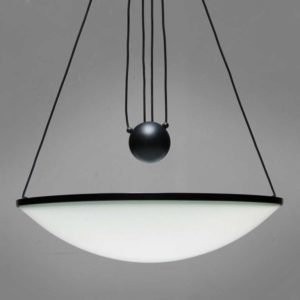 Luceplan Trama Up and Down Light Black