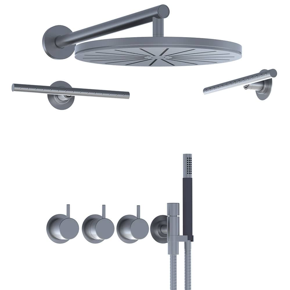 Vola Combi 17 Shower Set