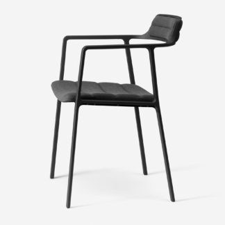 Vipp Armchair 451 Dark Grey Wool
