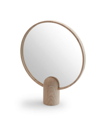 Skagerak Aino Mirror Large Oak
