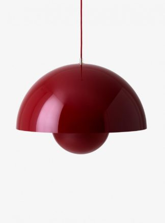 &Tradition FlowerPot Pendant Light VP2 Verner Panton