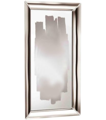 Fiam Caadre Mirror w LED Light