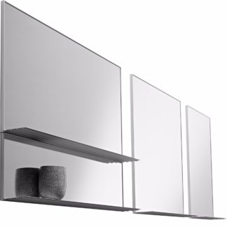 Horm Gill Mirror w Shelf