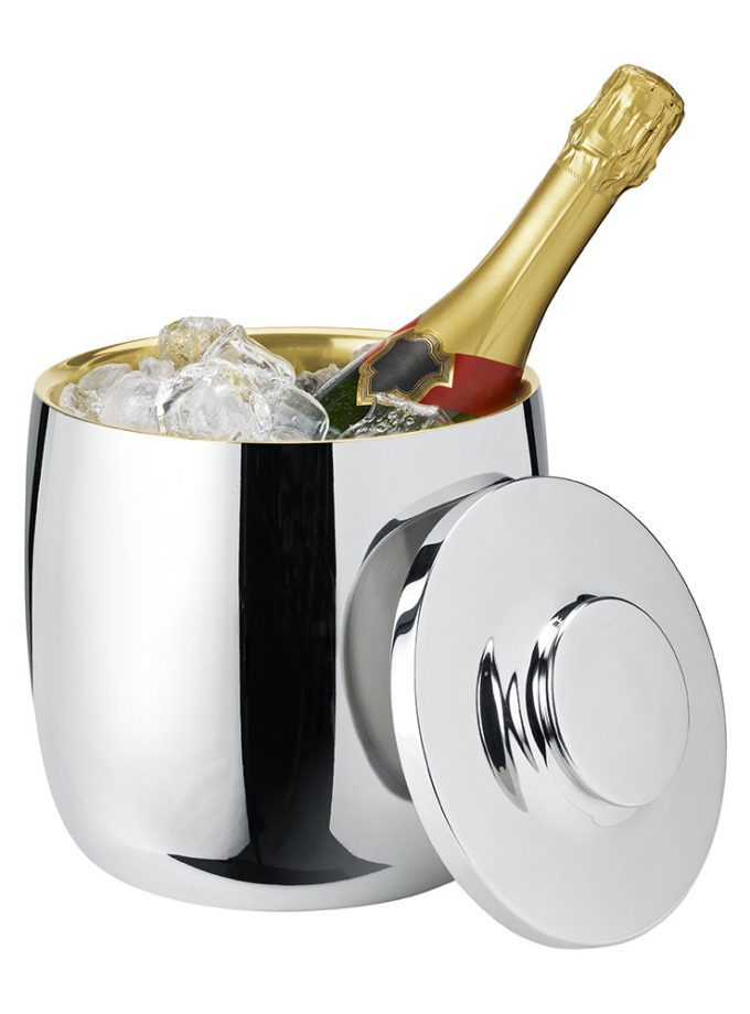 Stelton Norman Foster Ice Bucket/Champagne Cooler
