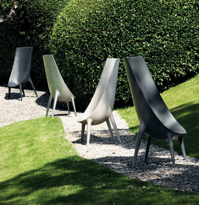 Driade Out/In Chair Philippe Starck