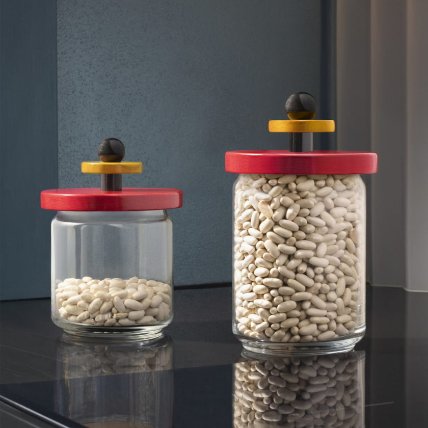 Alessi Jar by Ettore Sottsass