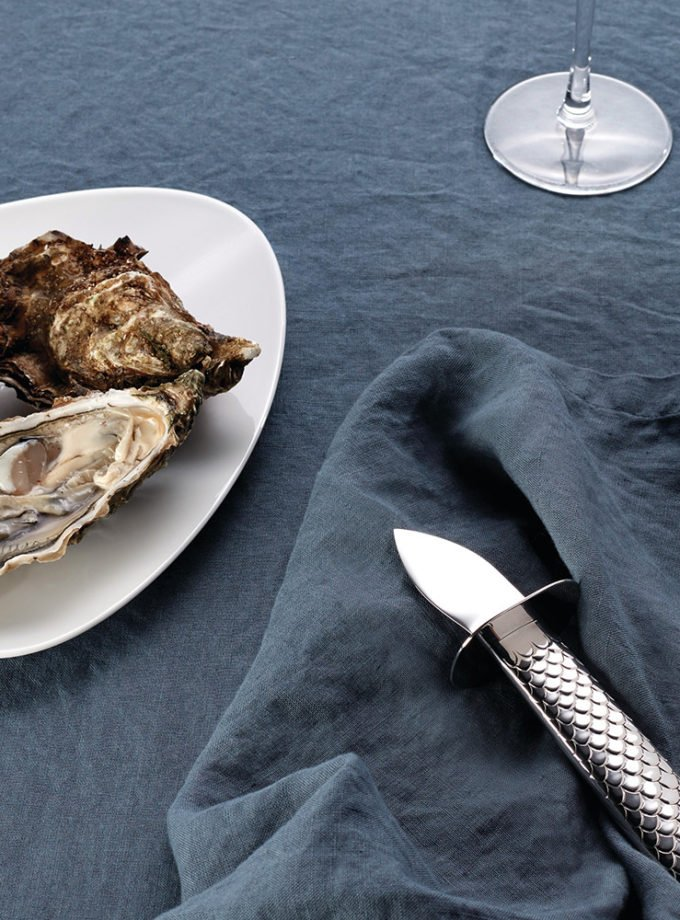 Alessi Colombina Oyster Fish Knife